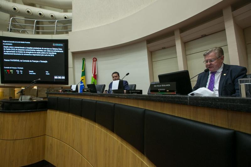 Sessão ordinária desta terça-feira (17) FOTO: Rodolfo Espínola/Agência AL